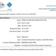 Pure Water Solutions Filing.JPG