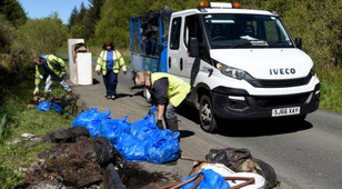 Fly-tipping in East Ayrshire Can Now Be Reported Online