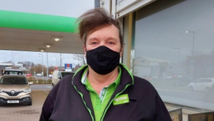 Asda Kilmarnock colleague goes above and beyond for neighbour