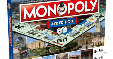 Ayr's very own Monopoly released