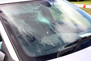 Police charge TWO teenagers aged 13 & 14 after vandalism to cars around Ayr