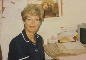 Tributes Flowing in For Popular Ayr Midwife Sister Cooper Who Has Sadly Passed Away Aged 76