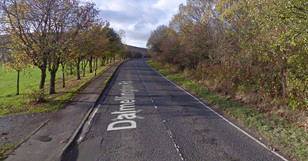 Traditional Yearly Summer Improvement Works To Take Place On The A713 Ayr To Dalmellington Road