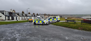 WATCH: Ayrshire Beach locked down after a suspicious Ordanance was found on the Beach