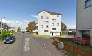 Police are appealing for information after a woman was robbed within her home in Stevenston