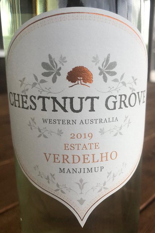 2019 Chestnut Grove Estate Verdelho