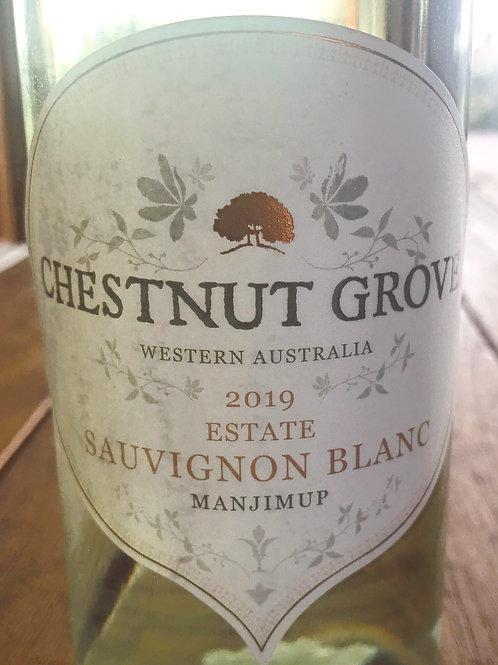 2019 Chestnut Grove Estate Sauvignon Blanc