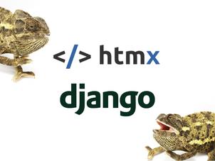 HTMX & Django—bringing the new school to the old school