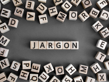 Just say no to jargon