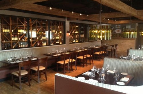 Marco prime seafood & gRillE restaurant - complete interior build - 2013