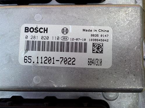 блок управления двигателем doosan DL06 evro5