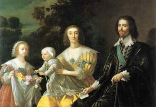George Villiers Duke of Buckingham Cathe