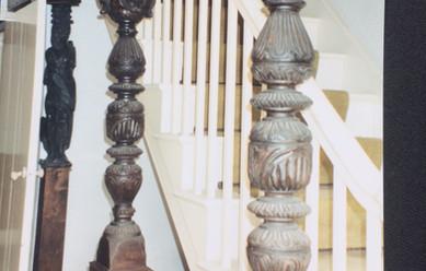 Interior of The Manor 1995