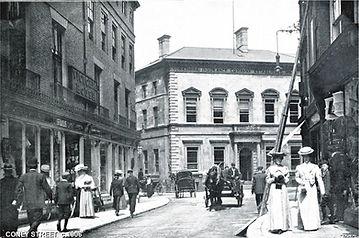 Victoria House Coney St York where Zilla