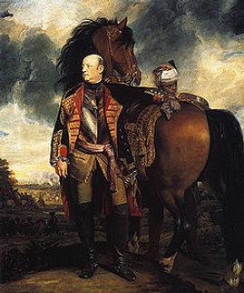 John, Marquis ofGranby, by Joshua Reynol