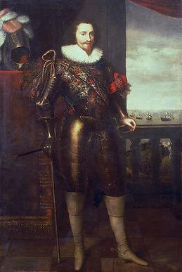 George Villiers 1st Duke of Buckingham -