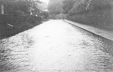 Floods on Main Street