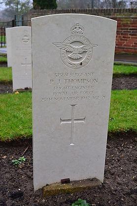 Peter Thompson grave marker.jpg