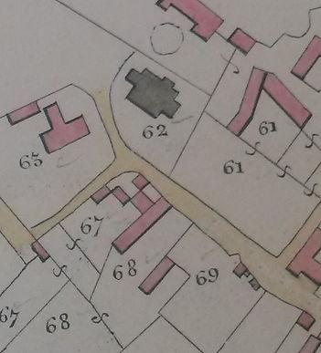 The Laurels - 1839 Tithe Map.jpg