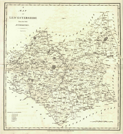 Map of Leicestershire from Nichols.png