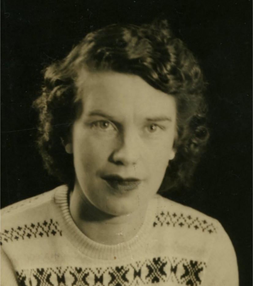 Nancy Talkes c. 1940s