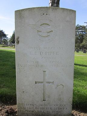 Grave marker Magdalen Hill Cemetary Winc
