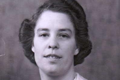 Lucy Maud Mary Casey nee Hutchinson