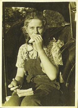 Cathy Holmes c. mid 1940s