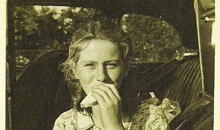 Cathy Holmes c. mid-1940s