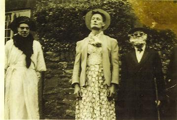 Coronation 1953 Bob Lambert, Eva Lambert