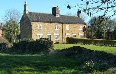Norman Cottages c. 2010