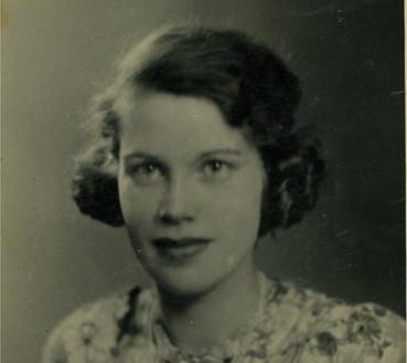 Nancy Talkes c. 1930s