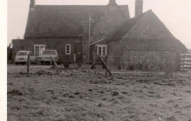 Inglebrook Cottage at the end of Towns Lane c. 1960s