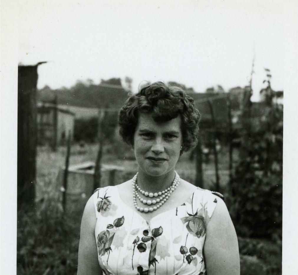 Nancy Needham in 1959