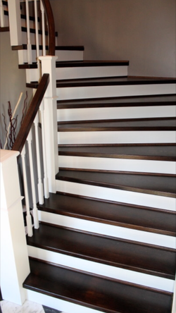 Finished Winding Staircase