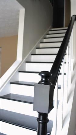 Custom Stairs 1