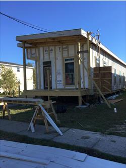 Exterior Renovation 1