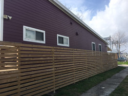 Custom Deck and Fencing