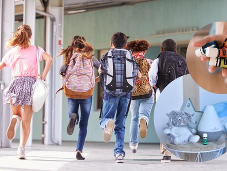Back to school: 5x Young Living Favorieten