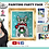 Thumbnail: Latte Love Christmas Cat Painting Kit ~ Painting Party Gift