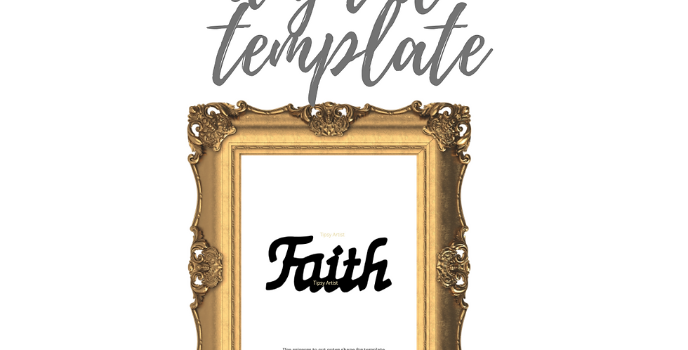 Faith Template Pack