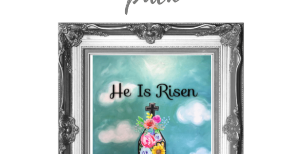 He is Risen Traceable Pack with Graphite Paper