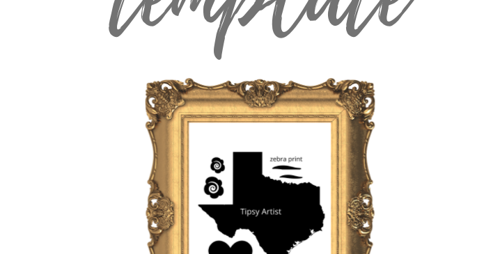 Texas Digital Template