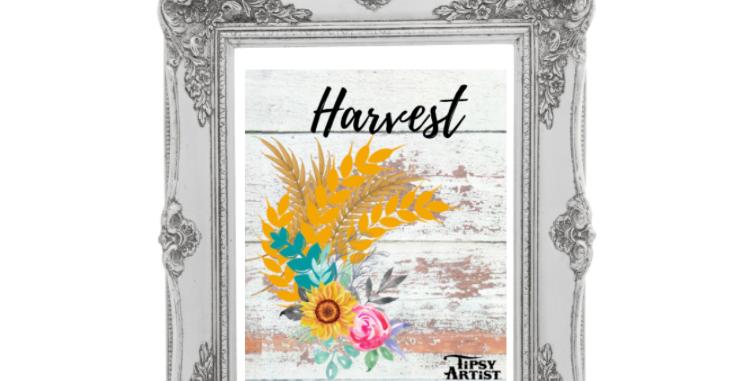Harvest Template Traceable Digital Pack