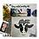 Thumbnail: Buffalo Check Bandana Cow Head Painting Kit ~ Painting Party Gift Pack