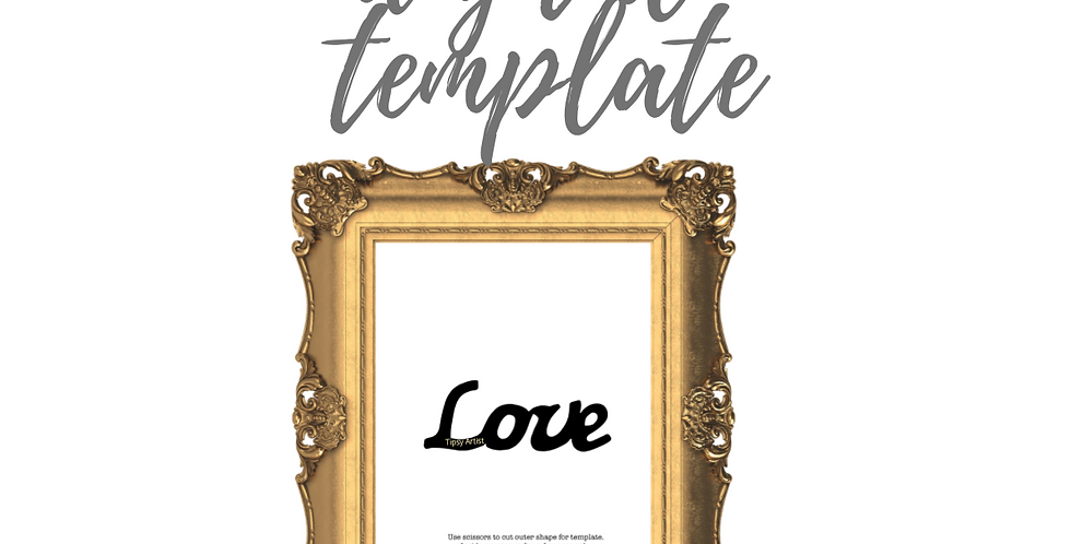 Love Template Pack