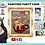 Thumbnail: Christmas Sloth Buffalo Plaid Coffee  Painting Kit ~ Painting Party Gift
