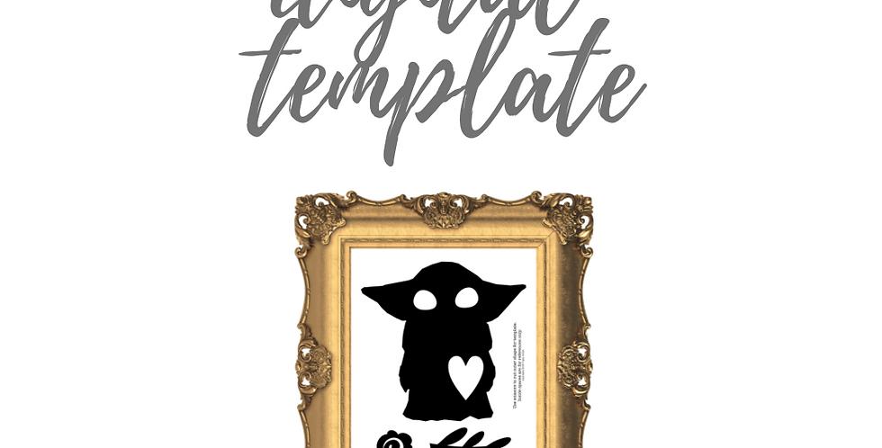 BabyYoda Template Pack