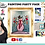 Thumbnail: Snowman with Ornaments Painting Kit ~ Painting Party Gift