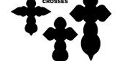 Curvy Cross Variety Pack Templates